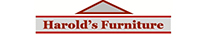Harold's Furniture Logo